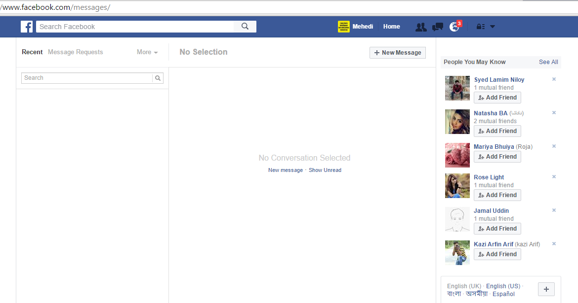 facebook-message-server-down