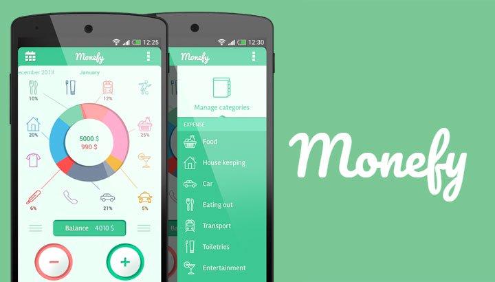 monefy app image